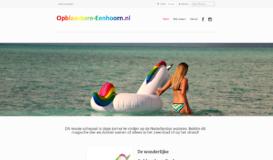 Opblaasbare-Eenhoorn.nl