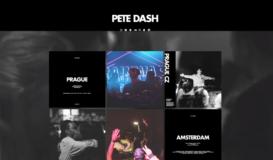 Pete Dash